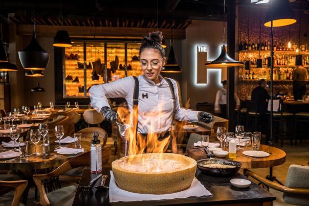 The H Cuisine