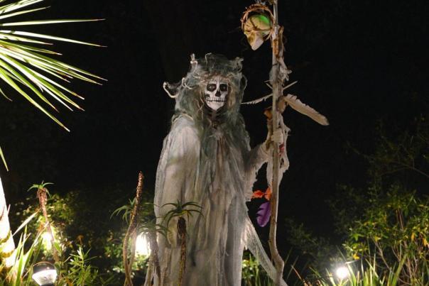 Halloween at Abbotsbury Subtropical Gardens