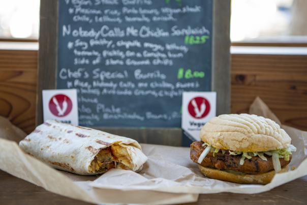 Vegos Vegan Food Albuquerque, New Mexico Magazine