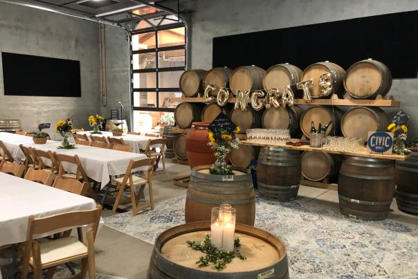 Civic Winery & Wines Event Space