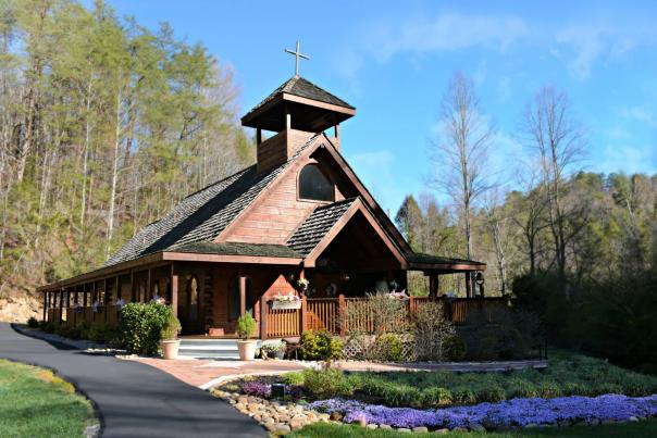Wedding Chapels in Gatlinburg