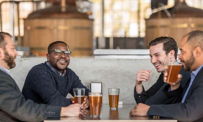 guys_in_brewery_Hunter_Gatherer_at_Curtis_Wright_Hangar