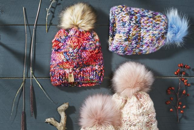 Winters Hats from Blue Feather Naturals