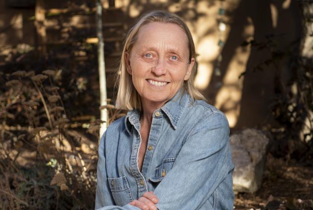 Anne Schmauss, author and former Wild Birds Unlimited owner