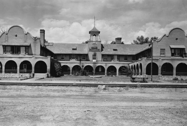 Railroad Avenue, Las Vegas, San Miguel County, NM