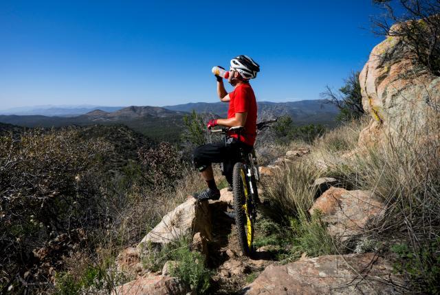 Silver City Mountain Biker