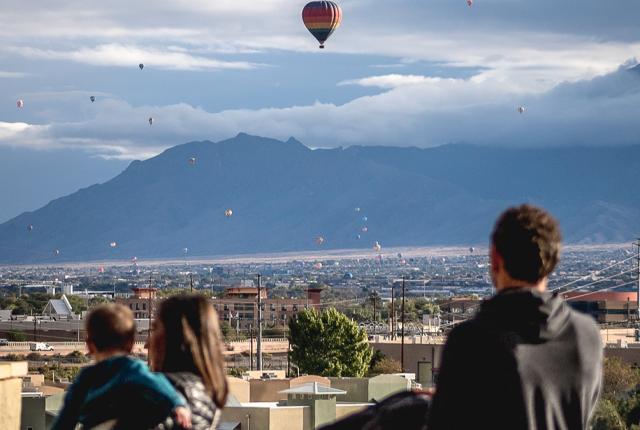Hotel Chaco Level 5 Balloon Fiesta