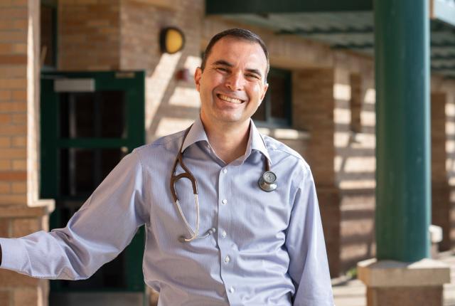 True Heroes: Matt Probst, New Mexico Magazine