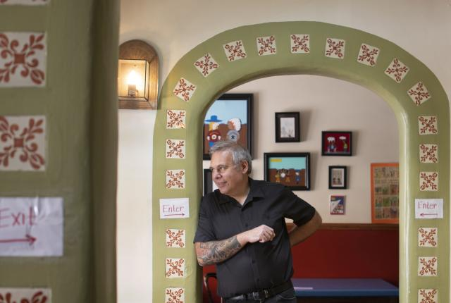 Nick Maryol, Restaurateur, Santa Fe, New Mexico Magazine