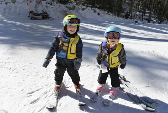 Pro tricks for helping your kids love skiing as much as you do, New Mexico Magazine