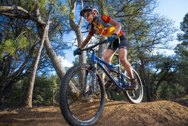 Mountain Biking, New Mexico Magazine