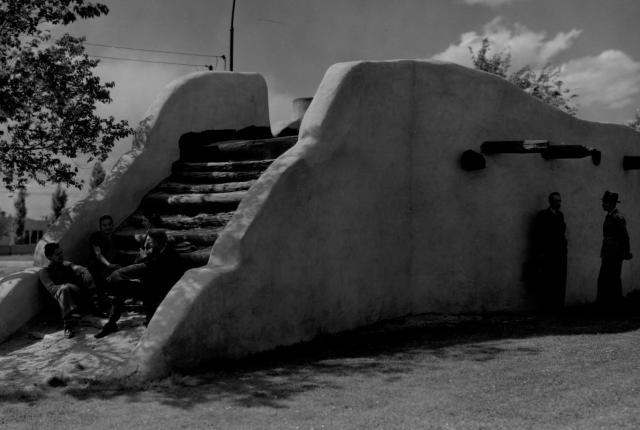 Best-Kept Secret, The University of New Mexico campus, Pueblo Revival architecture, John Gaw Meem, Estufa, New Mexico Magazine