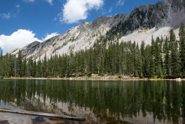 Destinations: Alpine Lakes, New Mexico Magazine