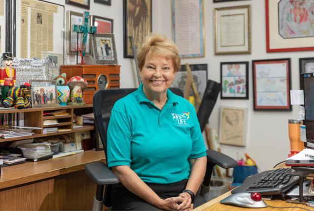 True Heroes: Ann Edenfield Sweet, New Mexico Magazine