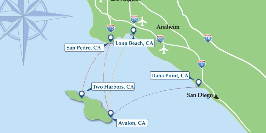 How to Get to Catalina