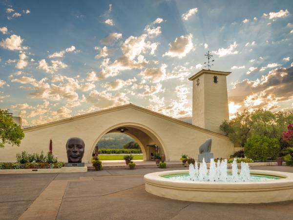 Robert Mondavi Winery in Napa Valley