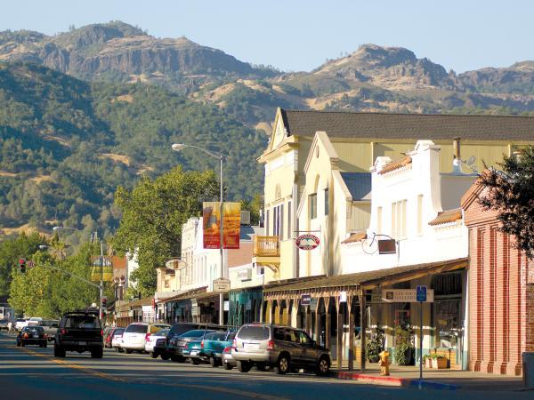 Calistoga, Napa Valley