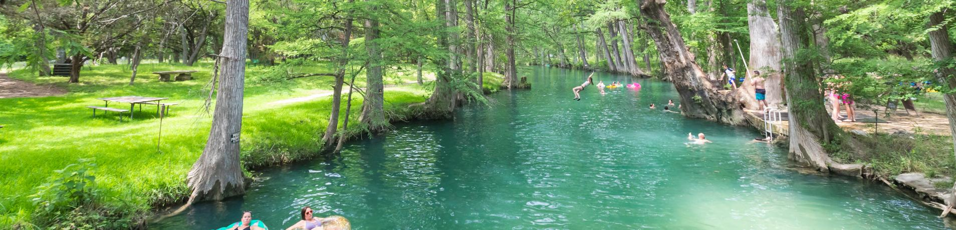7 of the Best Swimming Holes in & Around Austin, TX | Austin