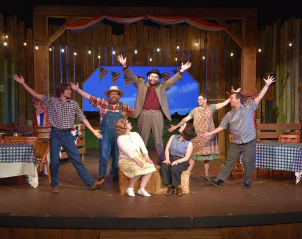 Round Barn Theatre