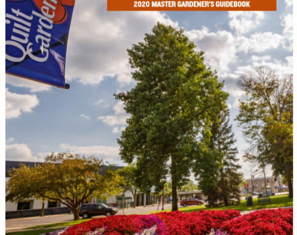 2020 Master Gardener Guidebook Image