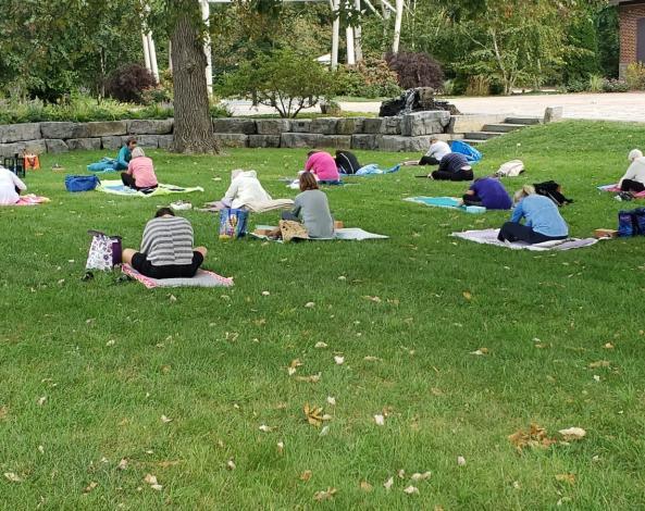 Yoga at Wellfield