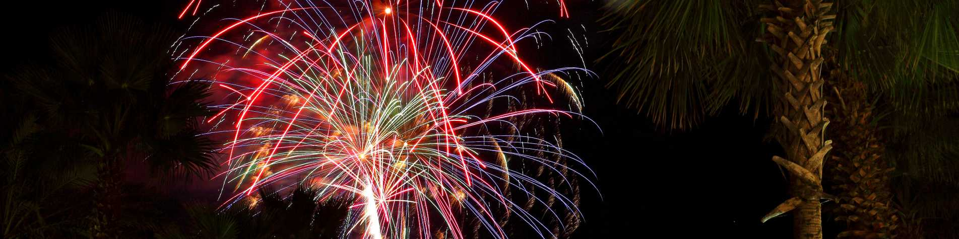 Ring In 2021 With New Year S Eve Fireworks In Panama City Beach