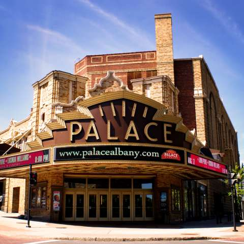 Palace Theatre exterior