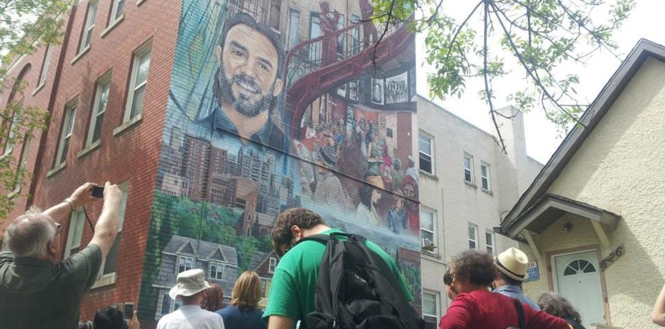 West End Mural Tours