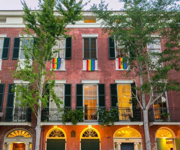Julia Street, New Orleans