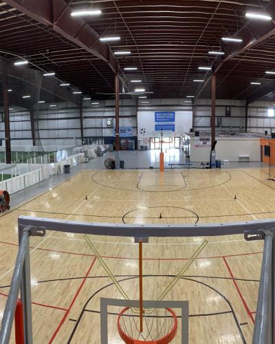 Interior View of Tri County Sports Complex