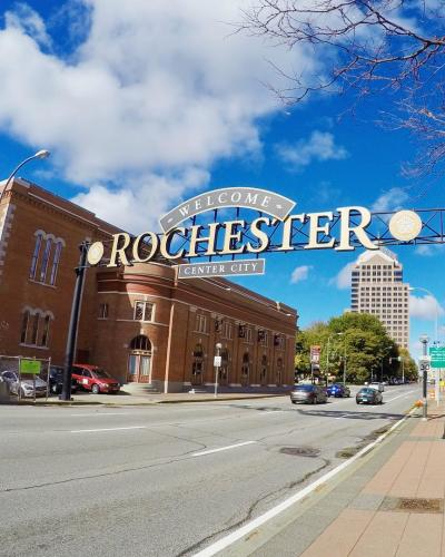 Rochester sign