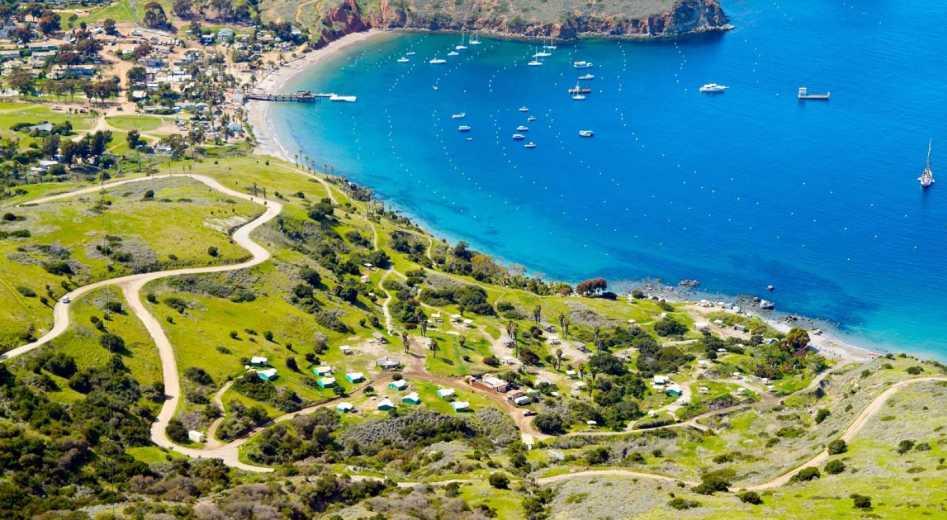 Two Harbors CA   Catalina Island   Visit Catalina Island