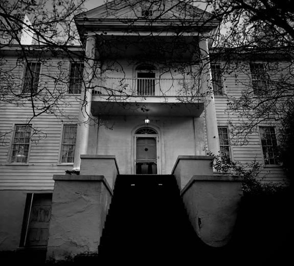 The Haunts of The Homestead House