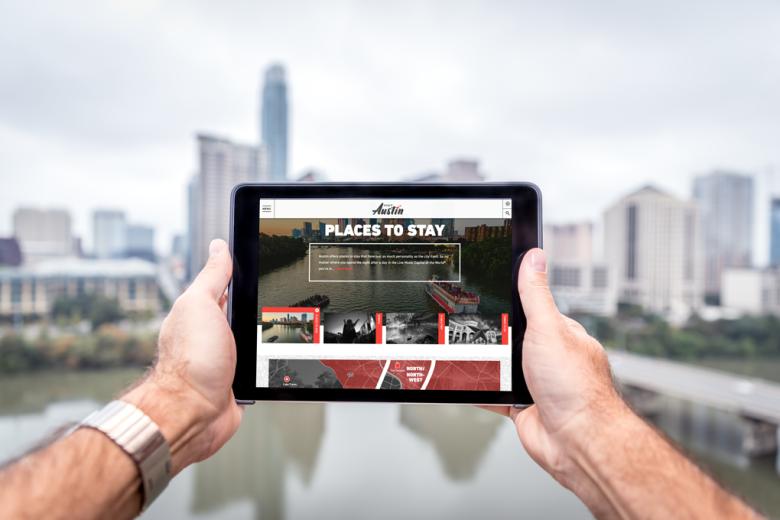 Visit Austin 2019 Case study blog