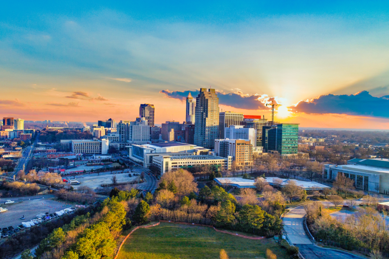 Visit Raleigh PPC BlogCover - May 2021