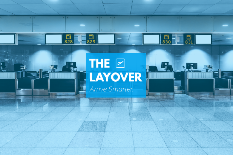 April 2 - Layover Blog