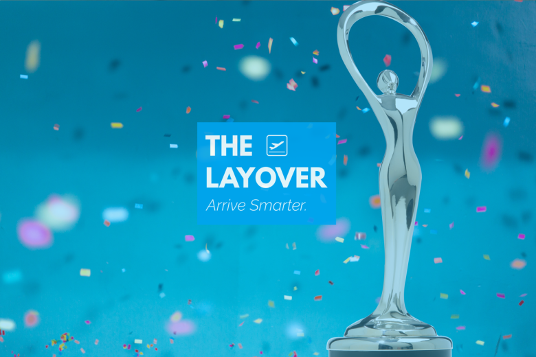 Layover Live 2020 Communicator Award