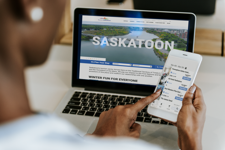 CRO - How Tourism Saskatoon Improved Conversion Rates blog - 0321