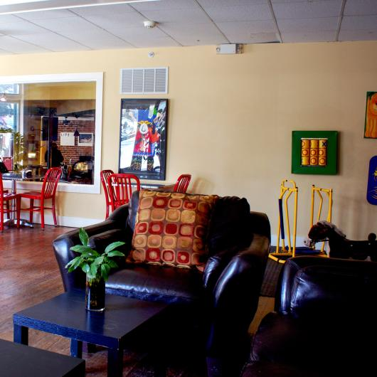 The BeanRunner Cafe
