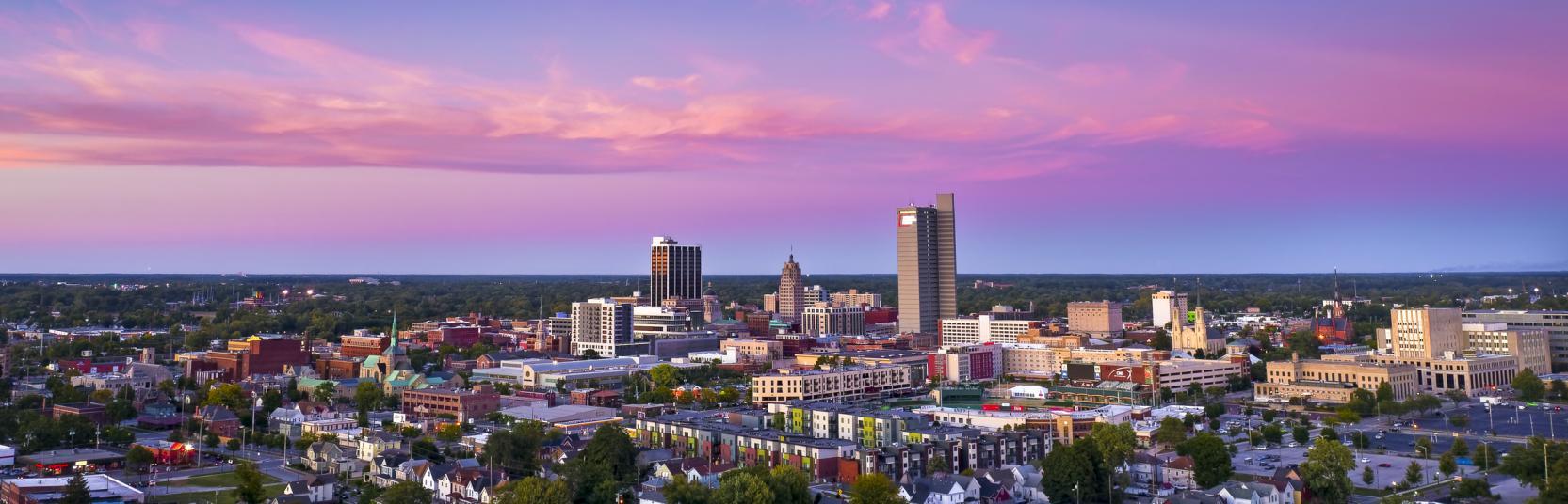 2020 Skyline Photo
