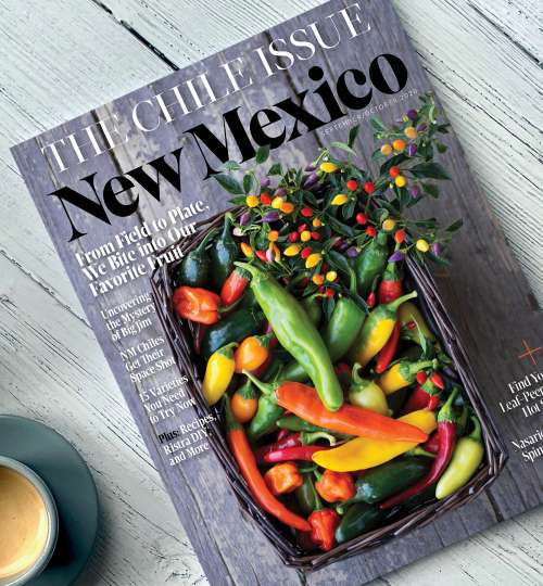 September/October 2020 Issue of New Mexico Magazine