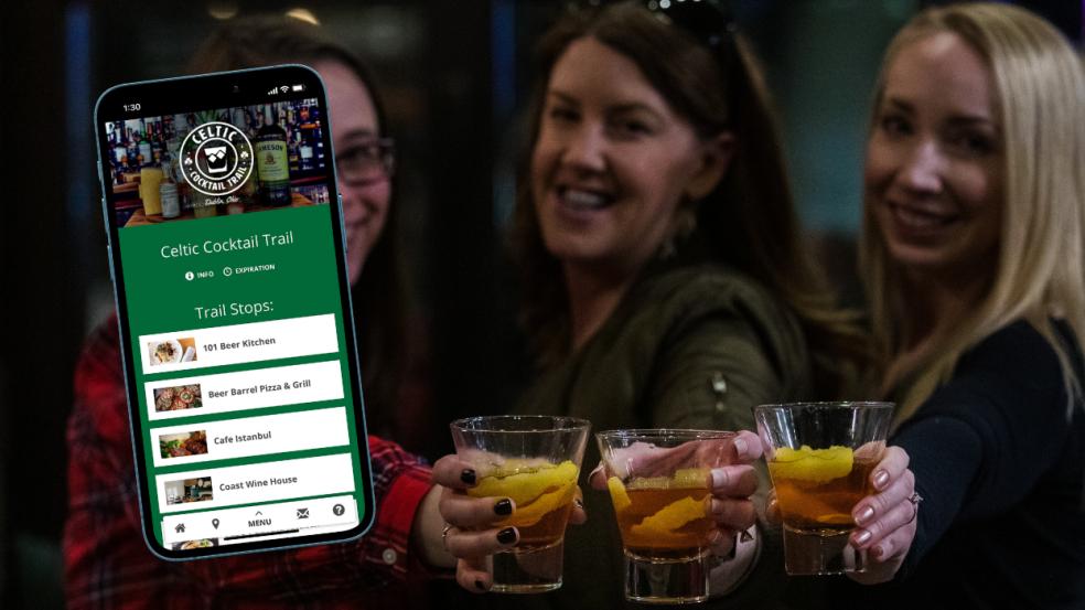 Celtic Cocktail Trial Digital Pass