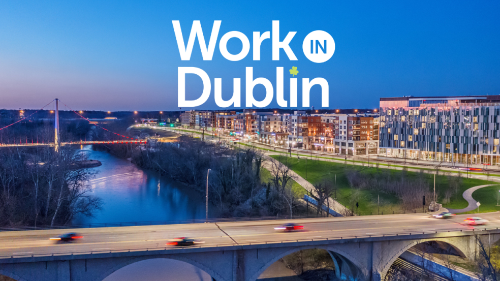 Work in Dublin Header