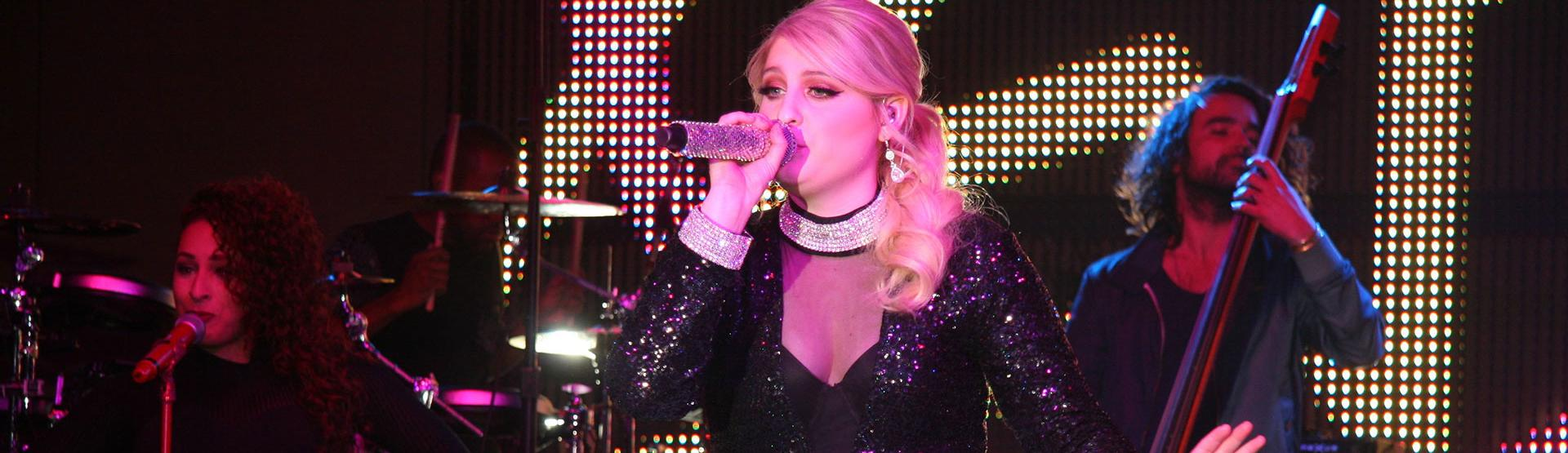 Meghan Trainor at The Dinah. Photo credit: Gay Desert Guide/Steven Tassopoulos