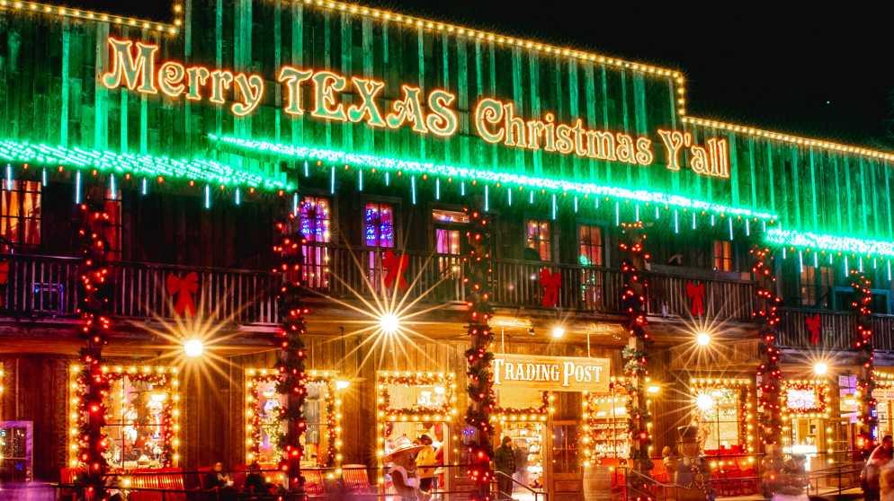 Santa's Town at Santa's Wonderland