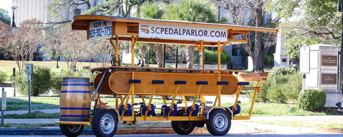 SC Pedal Parlor