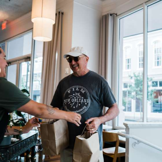 Family Style to-go Meals in New Orleans