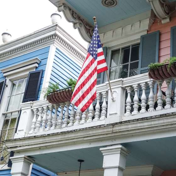 Fourth of July - New Orleans