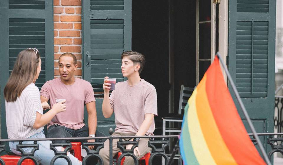 Pride Month in New Orleans
