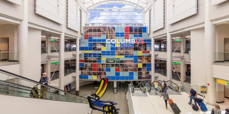 John Glenn Columbus International Airport